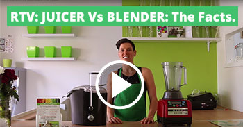 Juicer vs Blender the facts