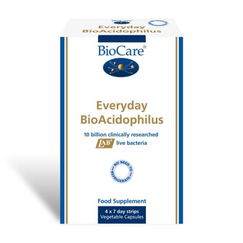 Every day acidophilus