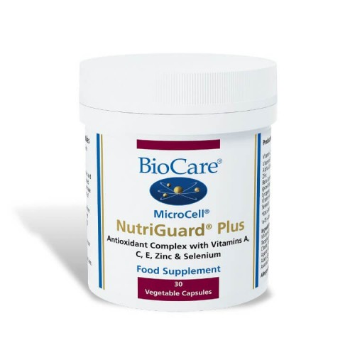 MicroCell® NutriGuard® Plus (Antioxidant) 30 Caps