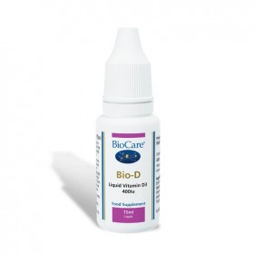 Bio-D (400iu) Vitamin D Liquid 15ml