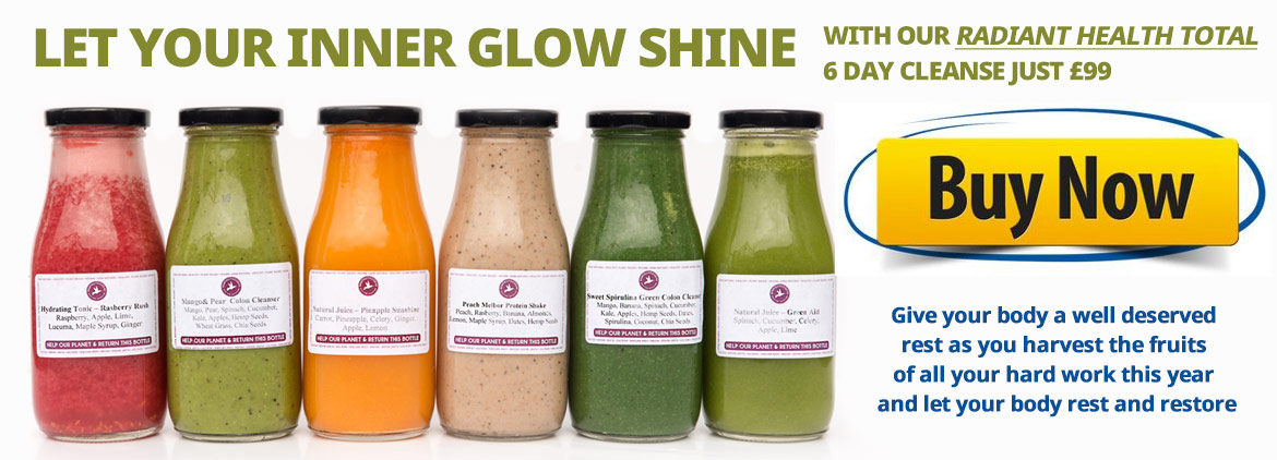 Radiant Health Weight Loss Detox