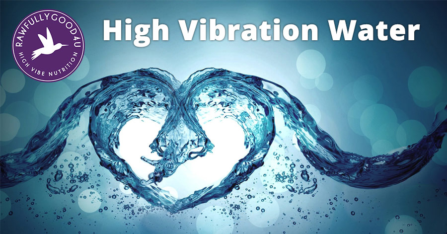 high vibration water 3