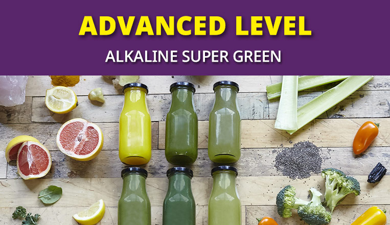 Alkaline Super Green