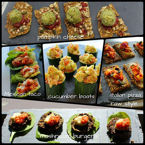 canapes pic