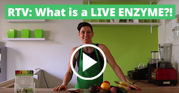 What is a LIVE ENZYME?!