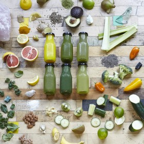Calming Alkaline Green