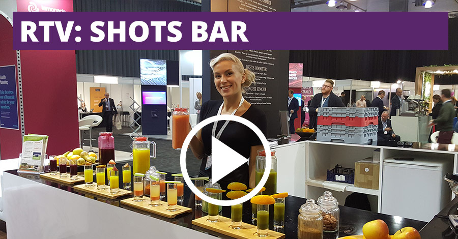 RTV: SHOTS BAR